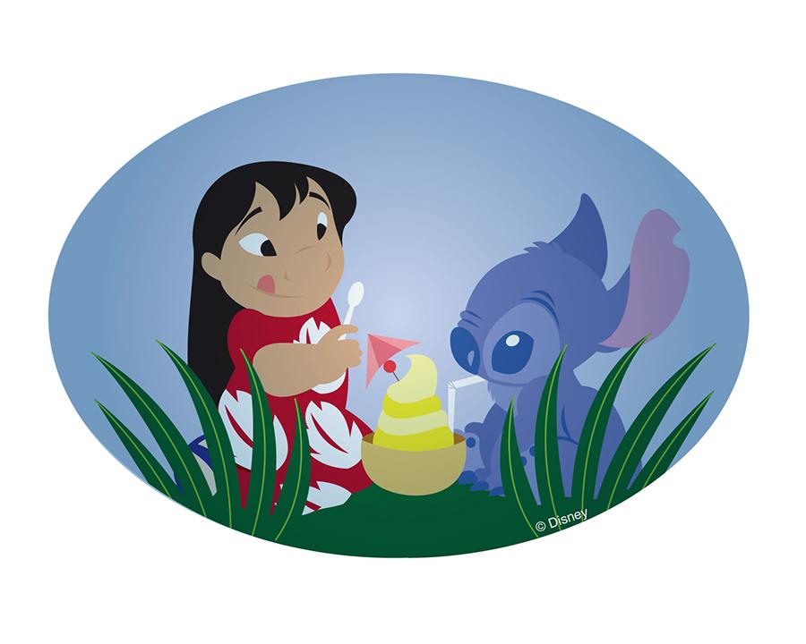 Stitch clipart aulani disney. Disneyside doodles lilo enjoy