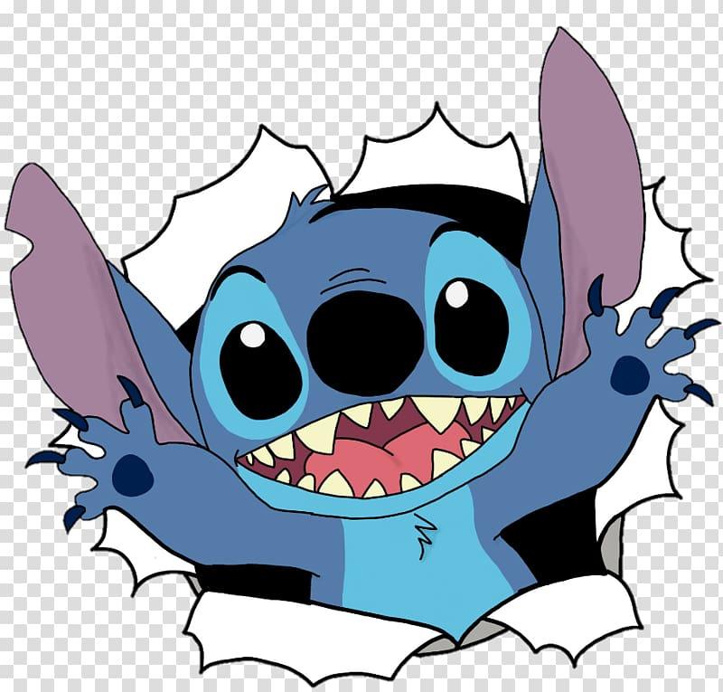 Lilo pelekai the walt. Stitch clipart cartoon