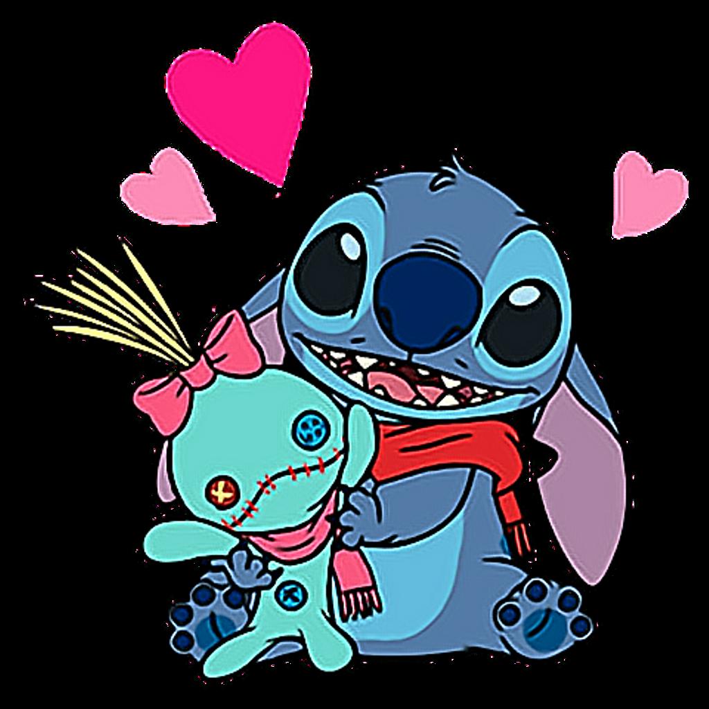 Stitch clipart cute. Lilo liloandstich fanart kawaii