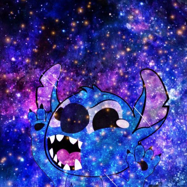 Stitch clipart galaxy. Idontknowwhattohashtag freetoedit