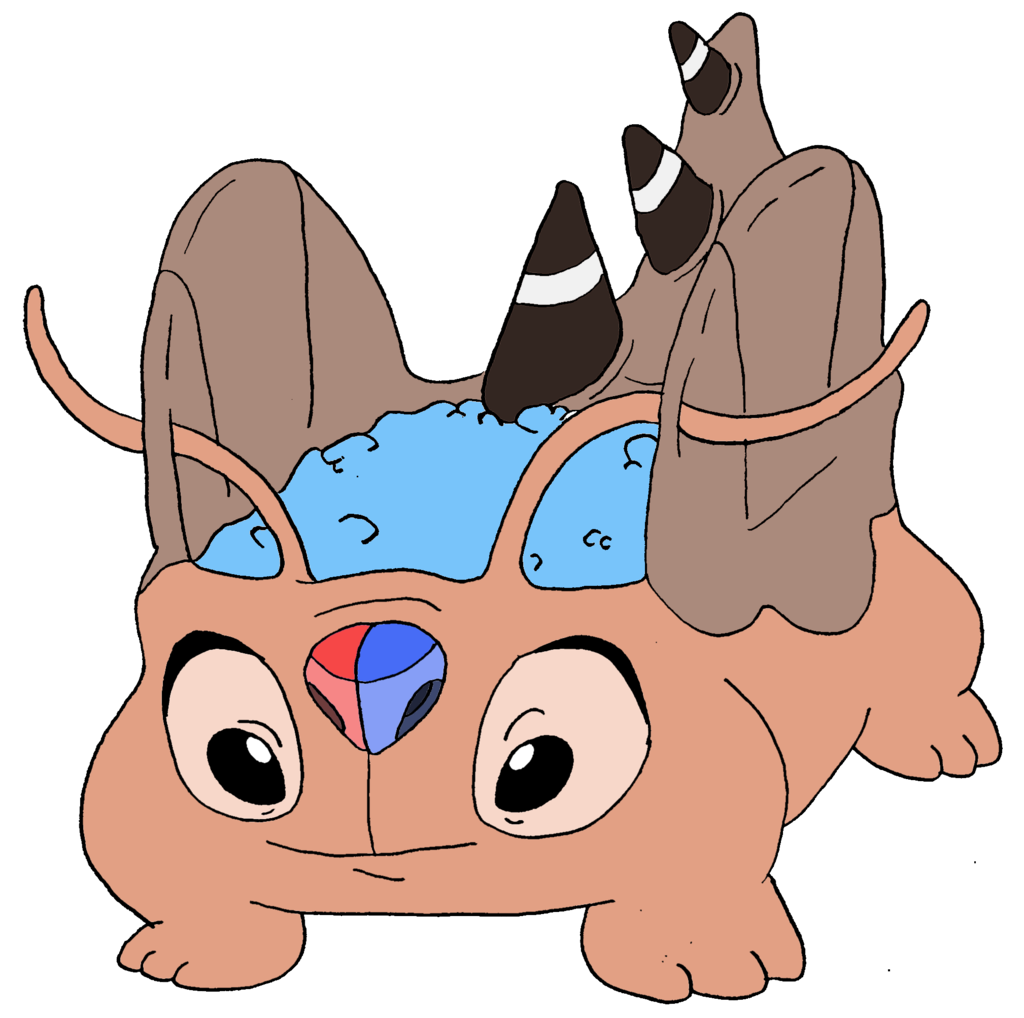 Stitch clipart leroy. H t lilo and