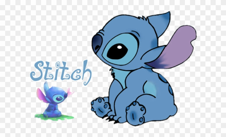 Stitch clipart main character. Pinclipart