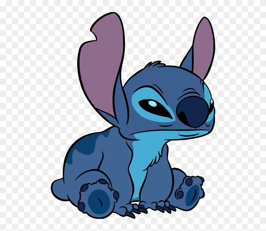 Stitch clipart main character. Cartoon lilo pelekai
