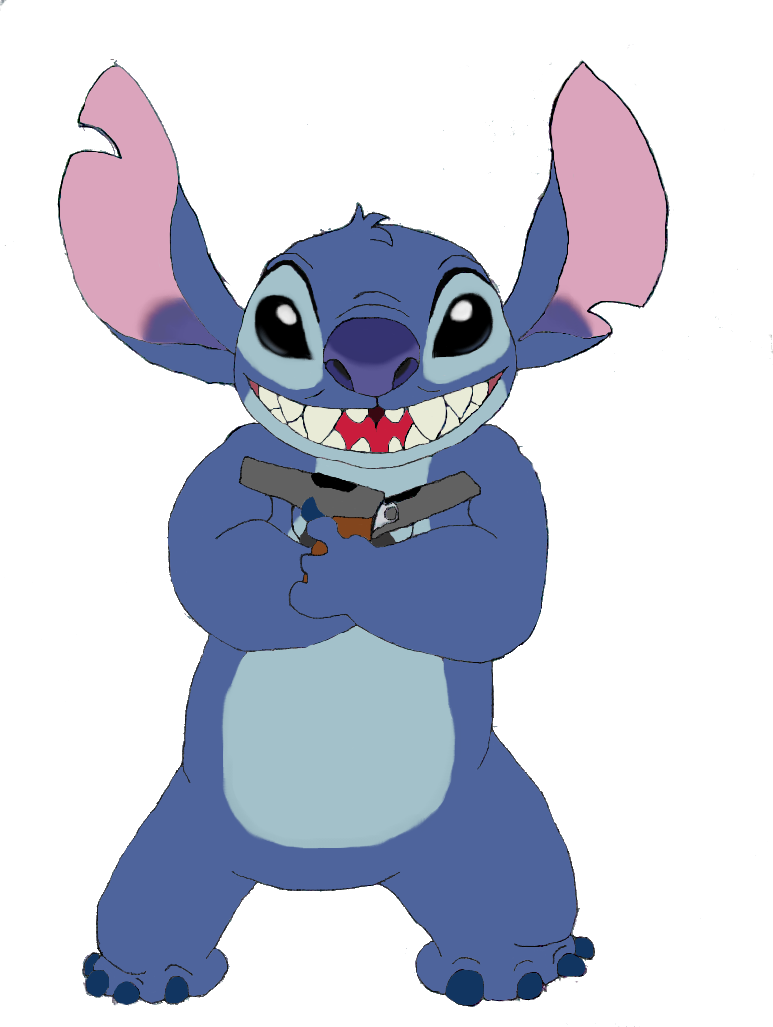 Disney s experiment lilo. Stitch clipart pelekai