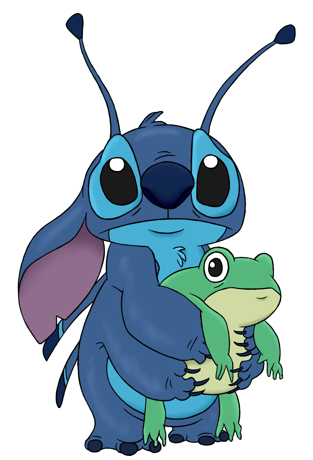 Stitch clipart pelekai. Lilo drawing character transprent
