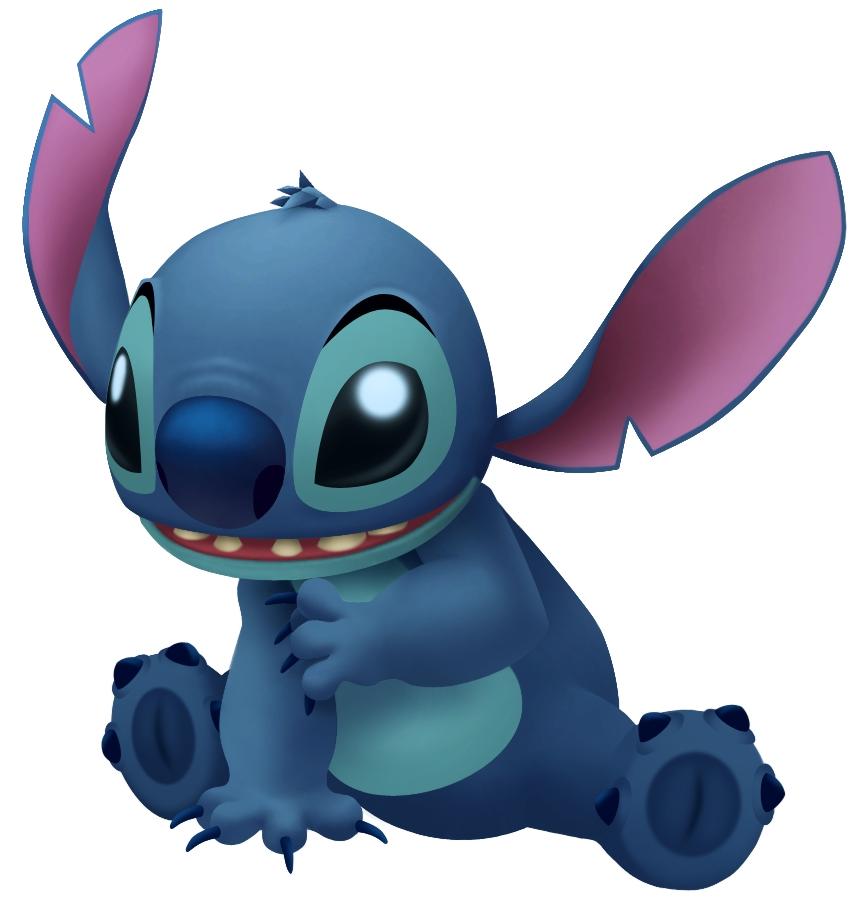 And lilo. Stitch clipart scrump