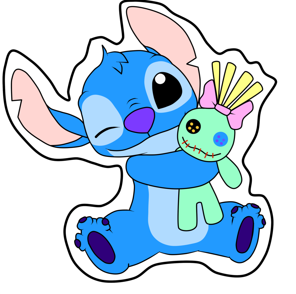 Stitch clipart scrump.  collection of and