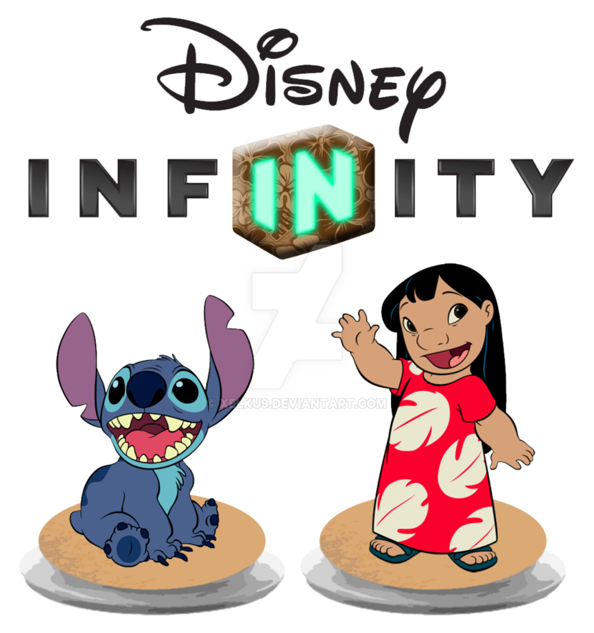 Stitch clipart upset. Disney infinity lilo and