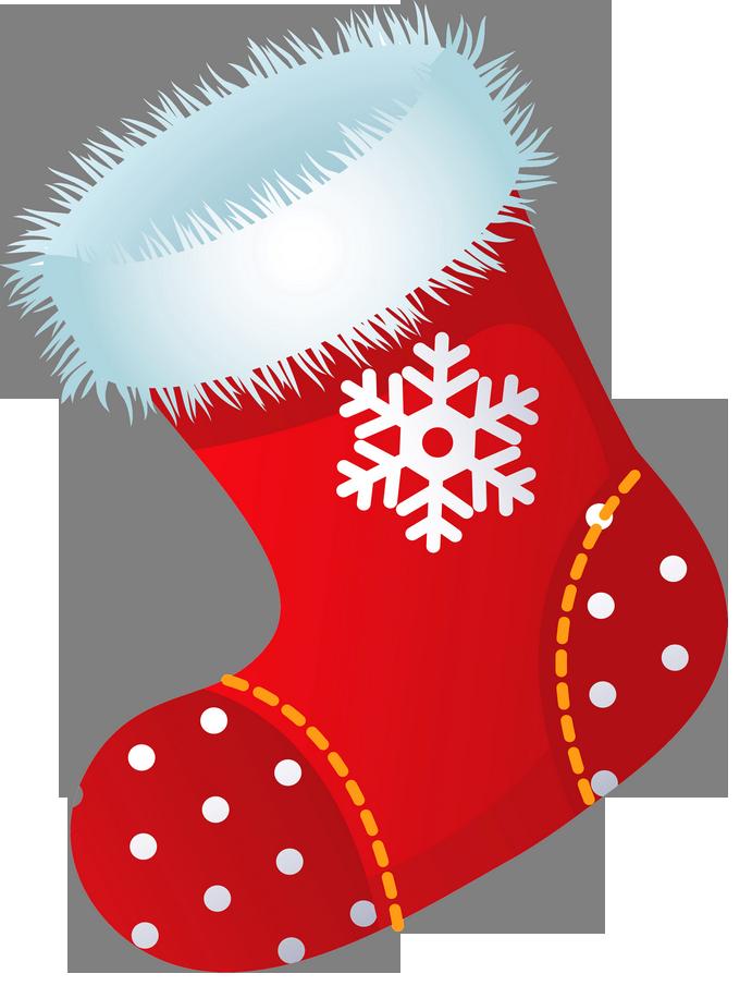 Christmas stocking . Kangaroo clipart xmas