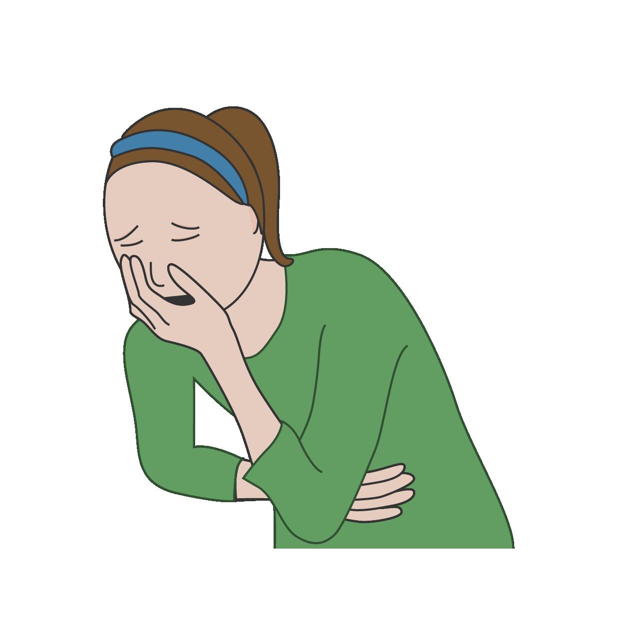 Cyclosporine nausea vomiting discomfort. Stomach clipart stomach flu
