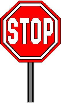 Stop clipart. Clip art free panda