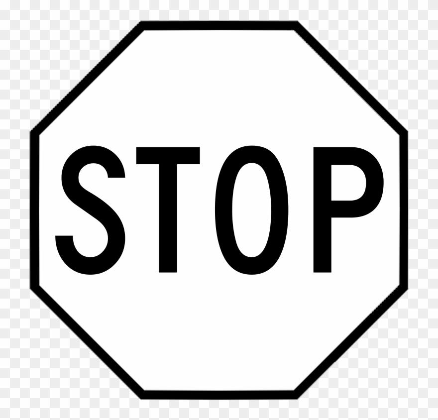 Png download . Stop sign clip art