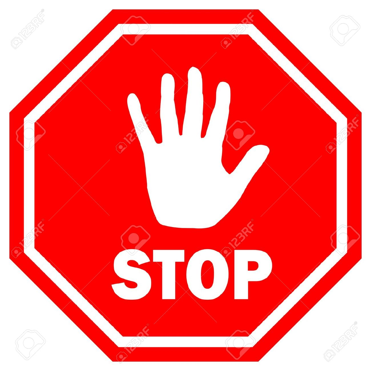 Stop sign clip art. Best clipart images clipartion