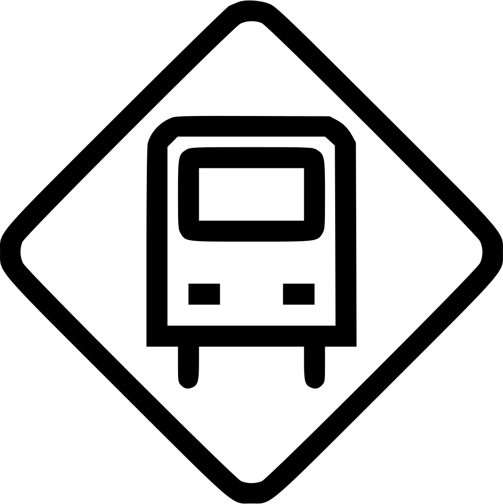 Svg png icon free. Driver clipart bus stop sign