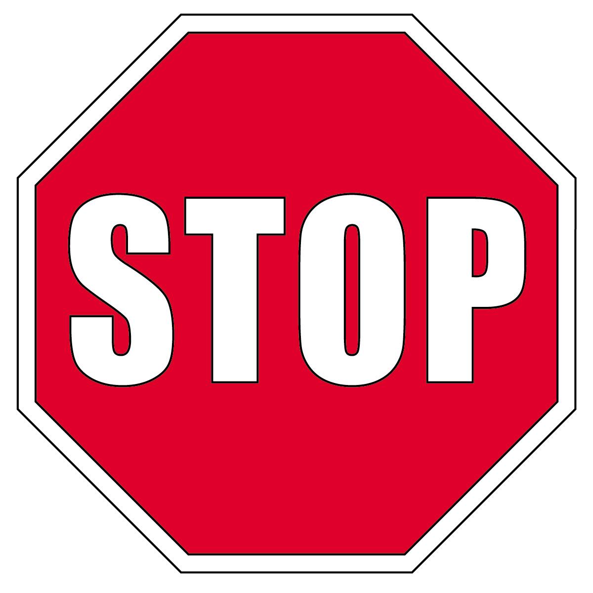 Stop sign clip art. Microsoft clipart panda free