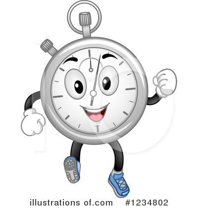 Illustration by bnp design. Stopwatch clipart clip art