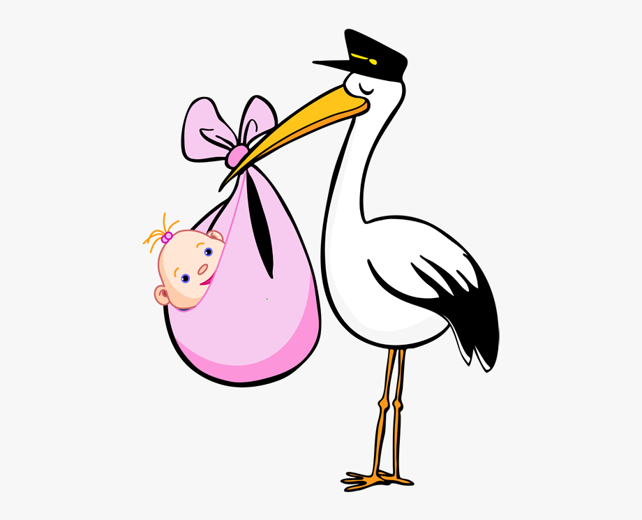 Google search baby . Stork clipart