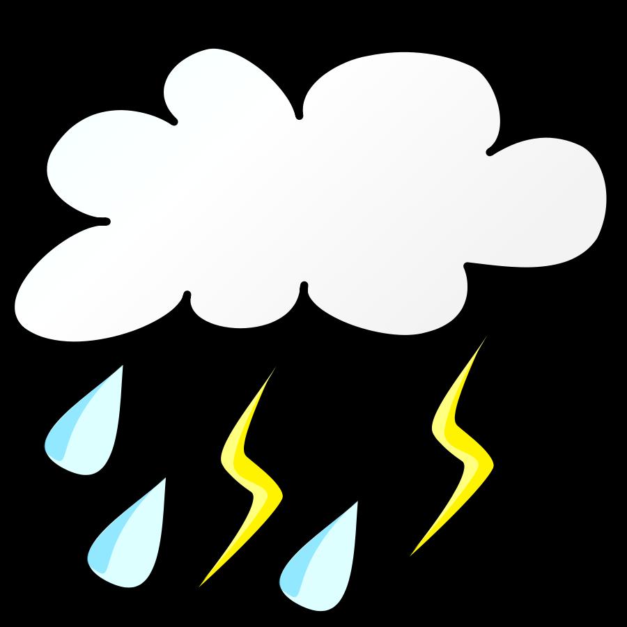 Storm symbol . Hurricane clipart sketch