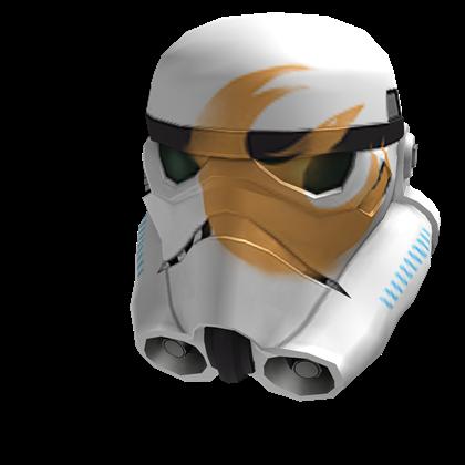 Storm trooper helmet png. Image rebel stormtrooper roblox