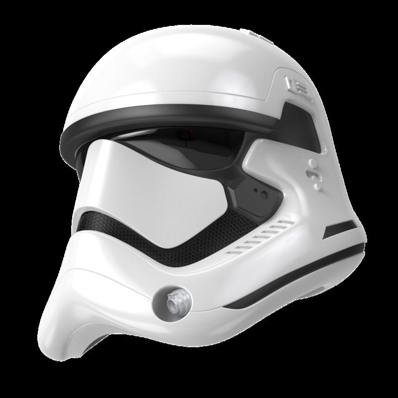 The evolution star wars. Storm trooper helmet png