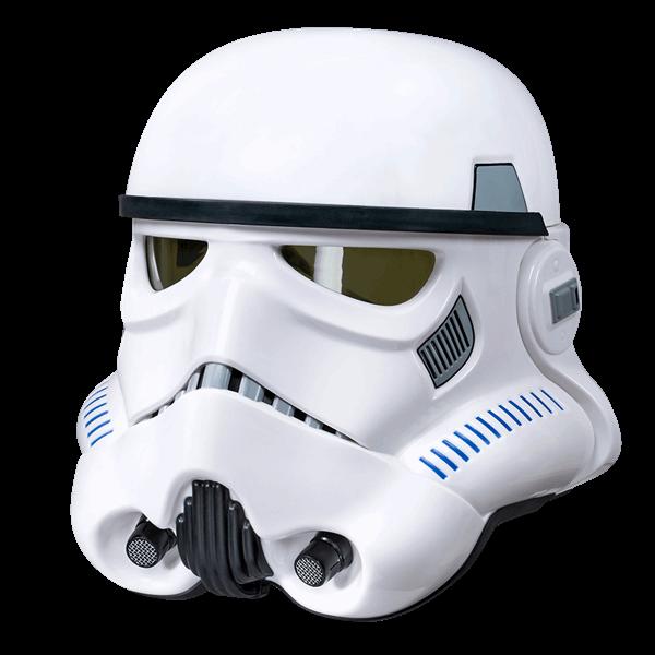Stormtrooper helmet png. Star wars replica zing