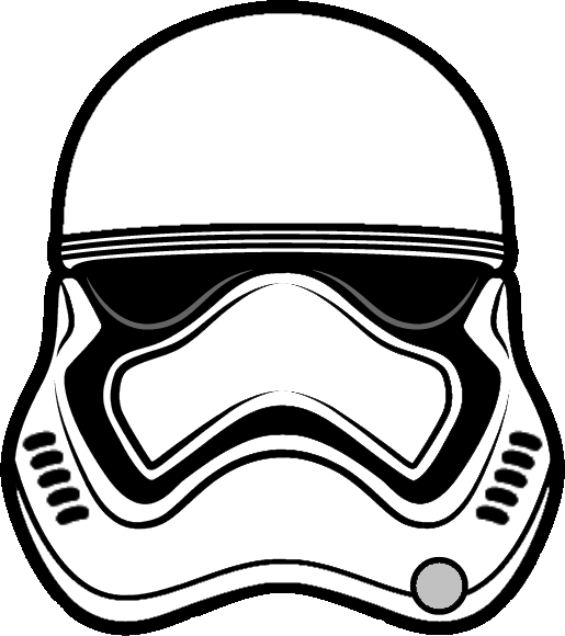 Stormtrooper helmet png. First order by bushido