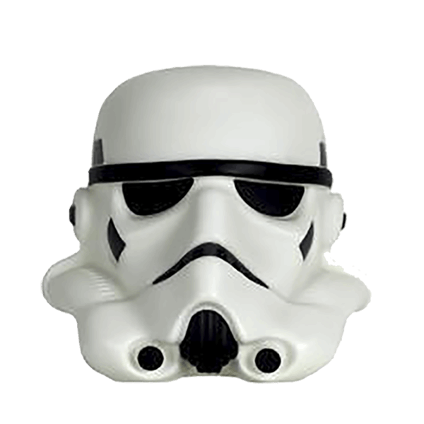 Star wars color changing. Stormtrooper helmet png