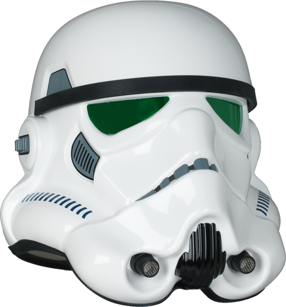 Star wars a new. Stormtrooper helmet png