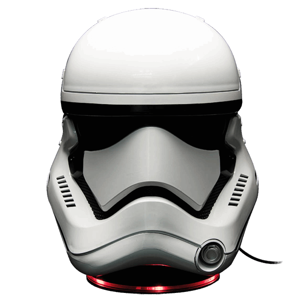 Stormtrooper helmet png. Star wars scale bluetooth