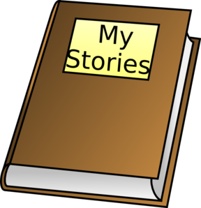 My stories clip art. Story clipart