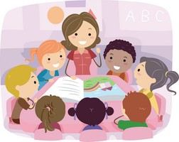 Story time clip art. Storytime clipart