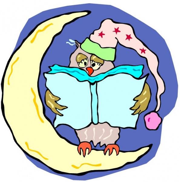 storytime clipart bedtime snack