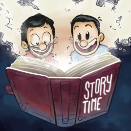 Story on apple podcasts. Storytime clipart bible time
