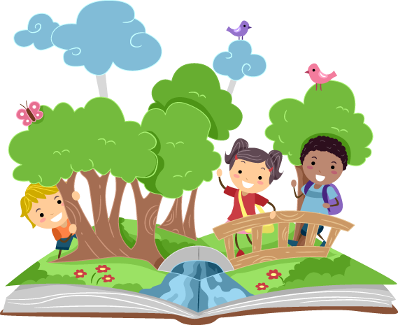 Activities . Storytime clipart book discussion