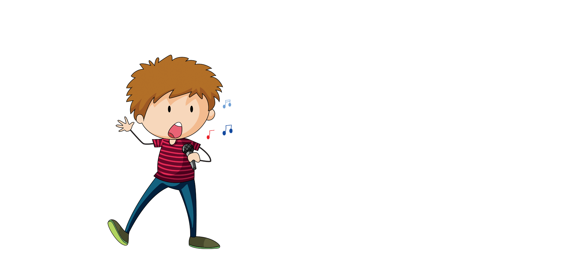 Singing snooknuk cafe previous. Storytime clipart boy