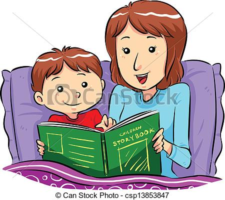 Story time clip art. Storytime clipart boy