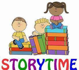 Toddler island free library. Storytime clipart february