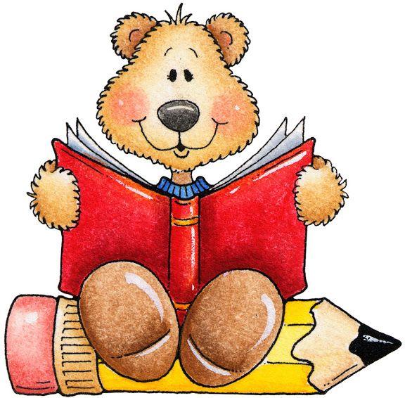 Figuras urso loide picasa. Storytime clipart kindergarten teacher
