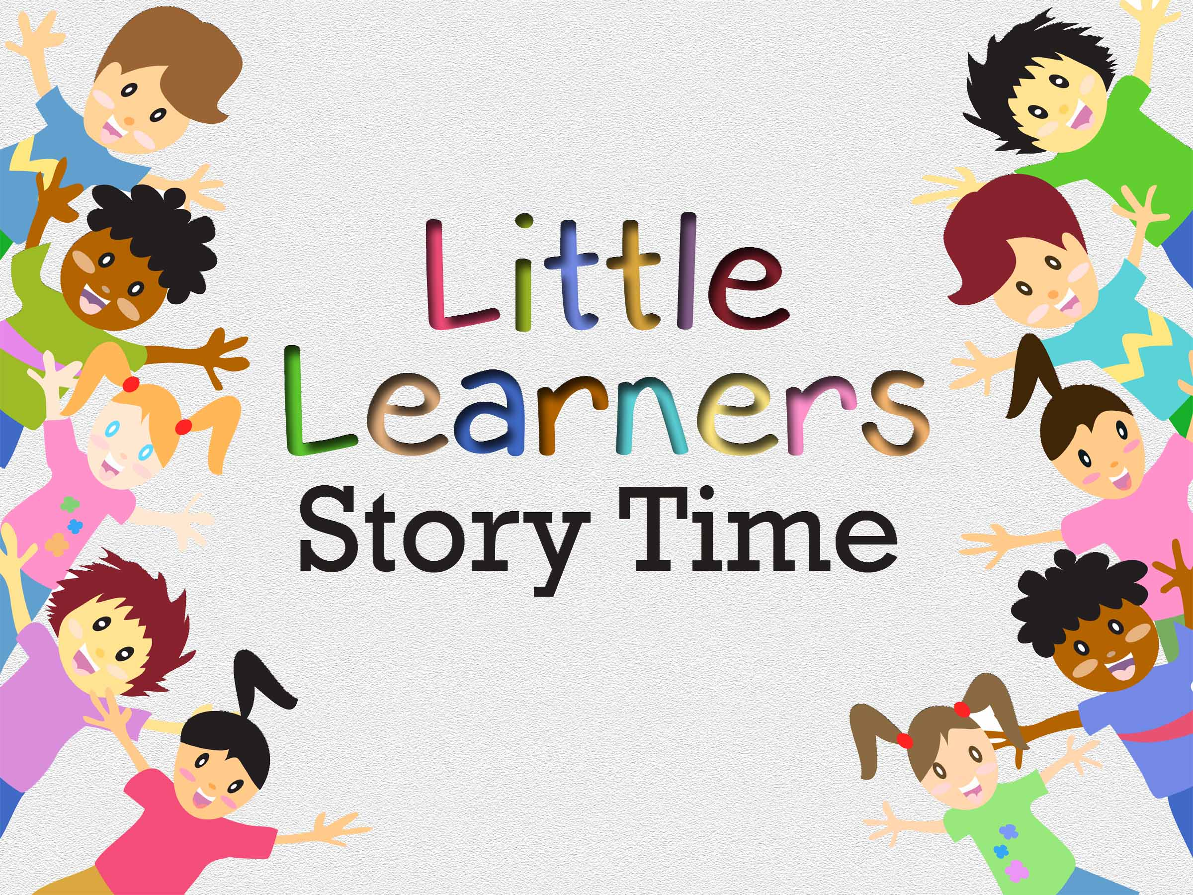 Storytime clipart learner. Little learners indianapolis public
