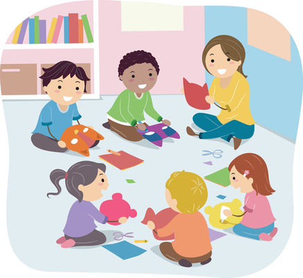 Story time scott county. Storytime clipart morning meeting