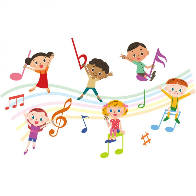 Lcn salinas public library. Storytime clipart music movement