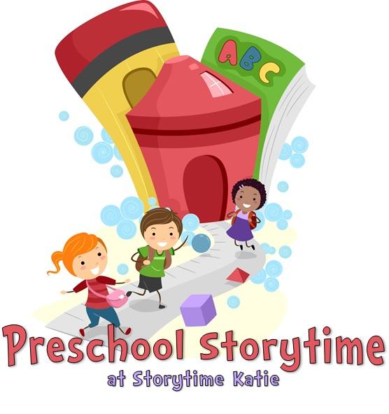 Storytime clipart october 2016 calendar. Preschool storytimes katie
