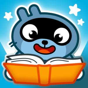 Pango tender and wacky. Storytime clipart oral reading