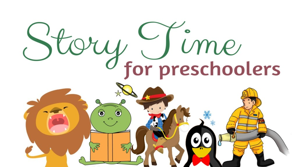 Storytime clipart oral reading. Pre school ages scott