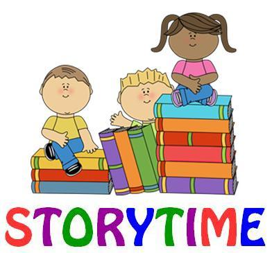 Virtual Storytime with Miss Debbie - 2 & 3 year olds