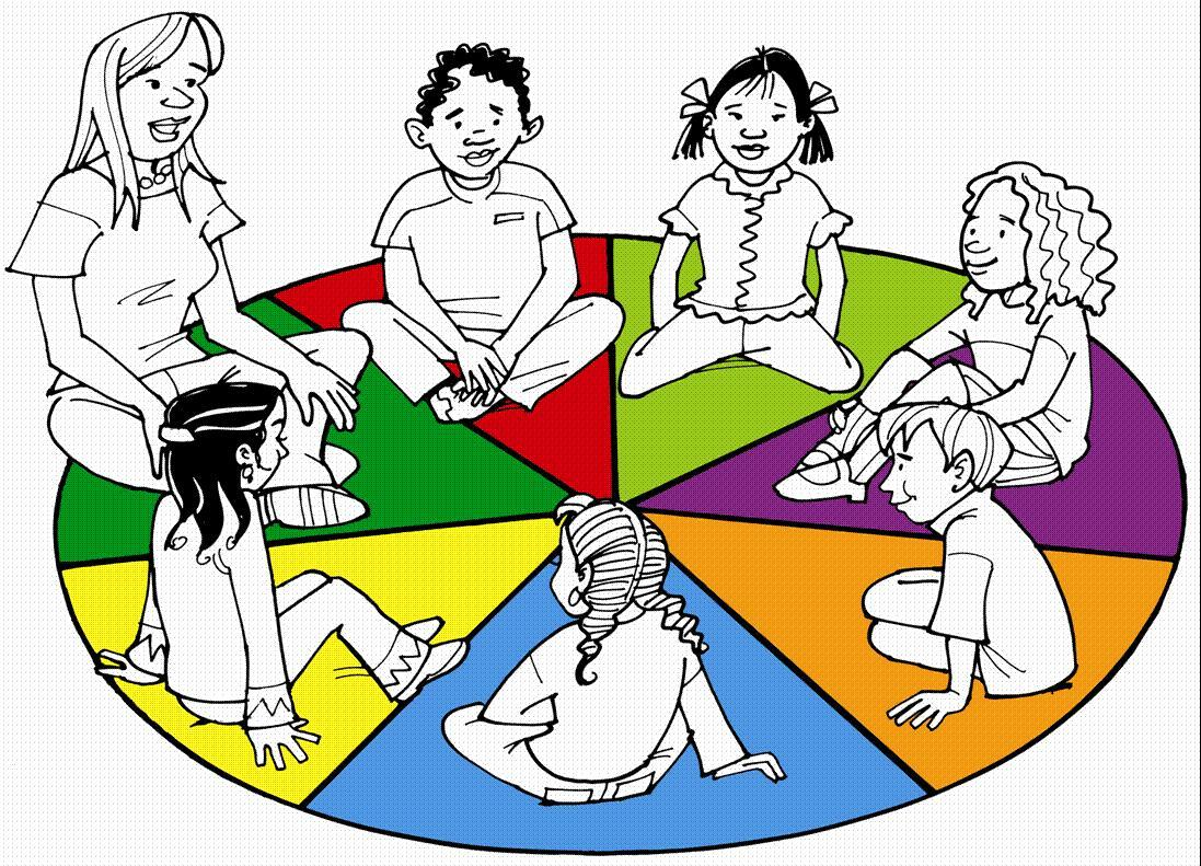 Storytime clipart rug time. Circle free download best