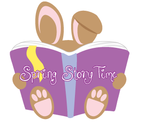 Storytime clipart spring. Registration now open daland