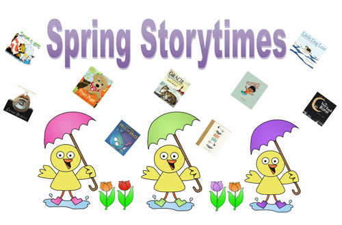 year olds collingswood. Storytime clipart spring