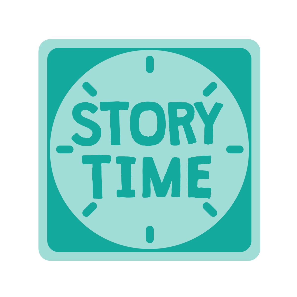 Storytime clipart story character. Kidzu children s museum