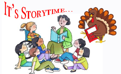 Storytelling page milne library. Storytime clipart storyteller